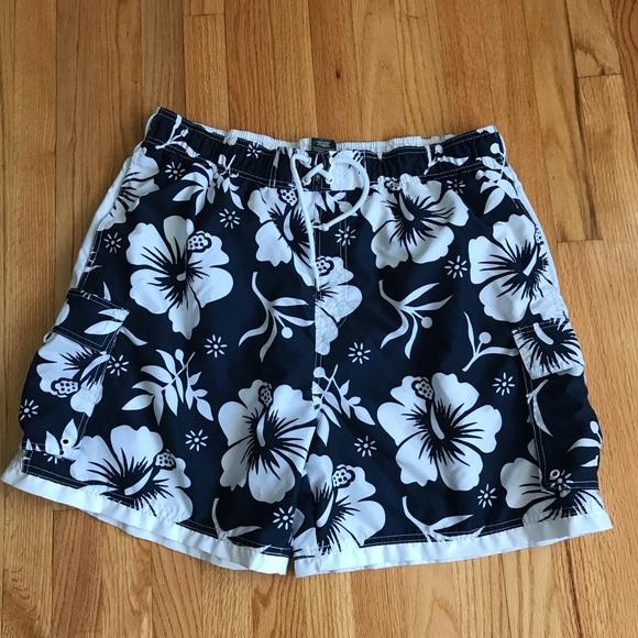 f469dd9e51d12 Swim | Mens Floral Shorts Trunks | Poshmark